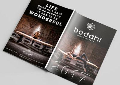 Bodahl Møbler - grafisk leverandør
