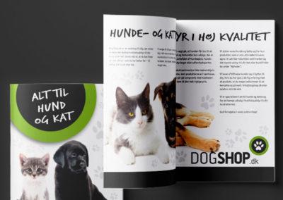 dogshop.dk - grafisk leverandør