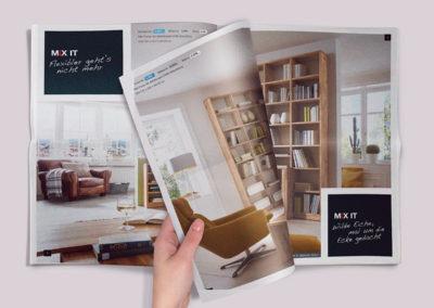 HKC Møbler - grafisk leverandør
