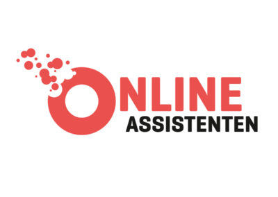 Online-assistenten.dk - logo samt website